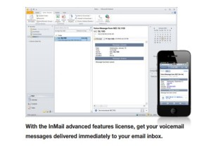 nec voicemail to email delivery
