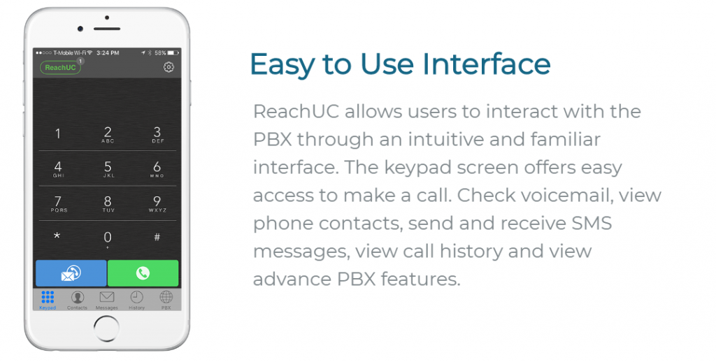 reachuc interface